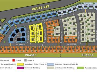 Terrain à vendre à Ormstown, Montérégie, Rue du Marais, 21628521 - Centris.ca