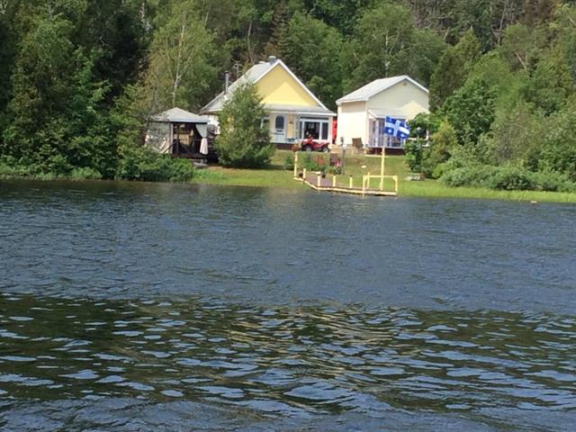 Chalet à vendre à Les Bergeronnes, Côte-Nord, 29, Lac  Gobeil, 23044015 - Centris.ca