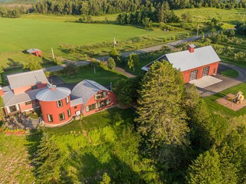 Hobby farm for sale in Brébeuf, Laurentides, 21, Rang des Vents, 23922093 - Centris.ca