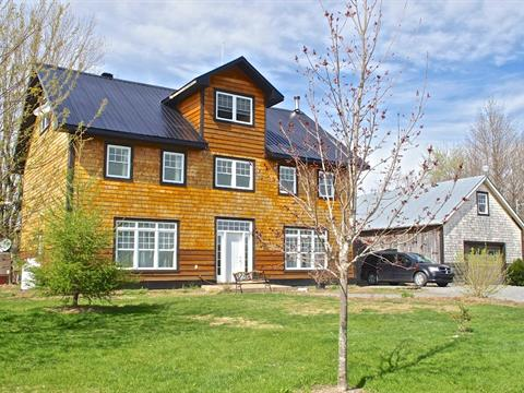 Fermette à vendre à Saint-Bernard-de-Lacolle, Montérégie, 166Z, Montée  Henrysburg, 10504601 - Centris.ca