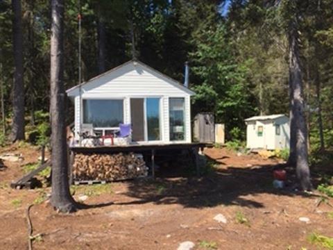 Maison à vendre à Belleterre, Abitibi-Témiscamingue, 805477 - 802282, Route  382, 13747611 - Centris.ca