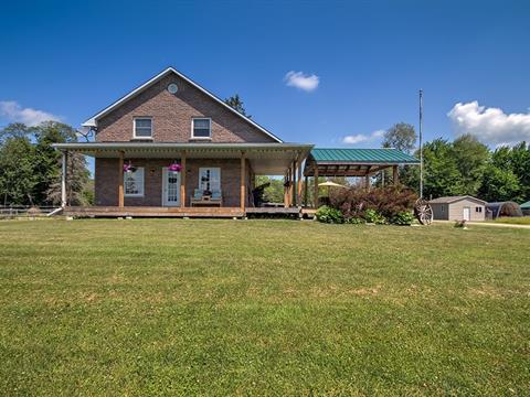 Hobby farm for sale in Clarendon, Outaouais, 320C, 7e Concession, 11145604 - Centris.ca