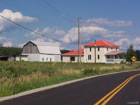 Fermette à vendre à Moffet, Abitibi-Témiscamingue, 1405, Chemin de Moffet-Laforce, 21527041 - Centris.ca