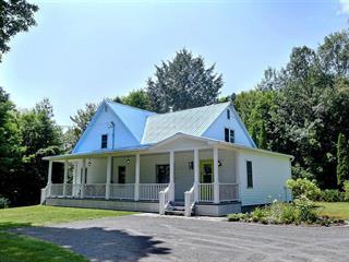Fermette à vendre à Pierreville, Centre-du-Québec, 59F, Rang  Sainte-Anne, 9146308 - Centris.ca