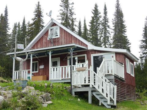 Cottage for sale in Mont-Valin, Saguenay/Lac-Saint-Jean, Rivière des Huit Chutes, 14405908 - Centris.ca