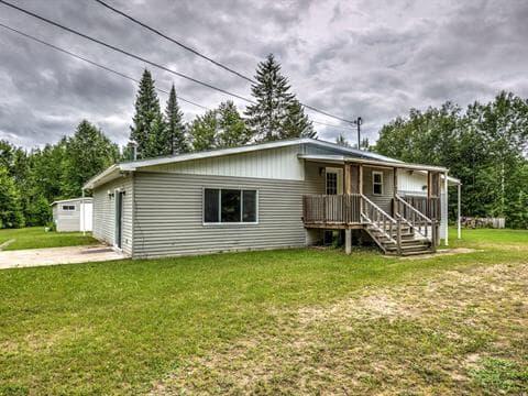 Cottage for sale in Nominingue, Laurentides, 1767, Chemin du Tour-du-Lac, 25017609 - Centris.ca