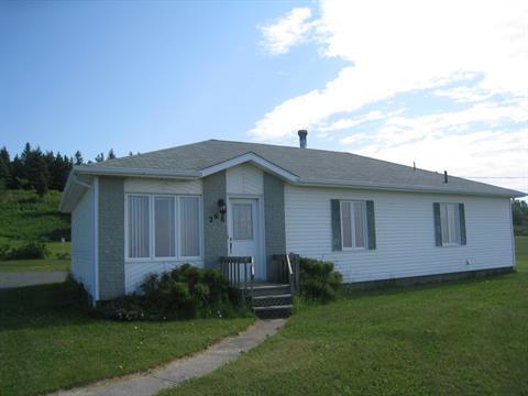 Maison à vendre à Baie-des-Sables, Bas-Saint-Laurent, 268, Route  132, 12395259 - Centris.ca