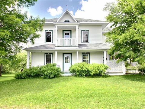 Maison à vendre à Saint-Louis-du-Ha! Ha!, Bas-Saint-Laurent, 145, Rang  Beauséjour, 25871283 - Centris.ca