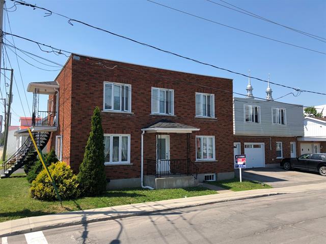 Triplex for sale in Saint-Rémi, Montérégie, 85 - 87, Rue du Collège, 21434001 - Centris.ca