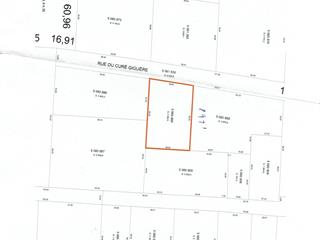 Lot for sale in Saint-René, Chaudière-Appalaches, Rue du Curé-Giguère, 14886888 - Centris.ca