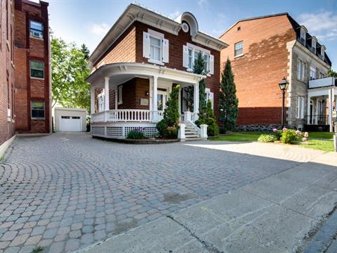 House for sale in Trois-Rivières, Mauricie, 849, Rue des Ursulines, 19327040 - Centris.ca