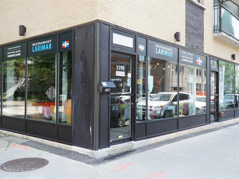 Commerce à vendre à Montréal (Rosemont/La Petite-Patrie), Montréal (Île), 1190, Rue  Bélanger, 20077638 - Centris.ca