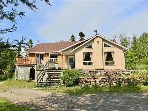 Maison à vendre à Saint-Valérien, Bas-Saint-Laurent, 104, 6e Rang Ouest, 11047356 - Centris.ca