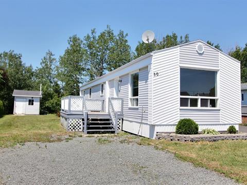 Mobile home for sale in Saint-Antonin, Bas-Saint-Laurent, 30, Rue des Pins, 10259371 - Centris