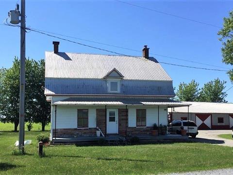 Fermette à vendre à Saint-Simon (Montérégie), Montérégie, 785Z, 3e Rang Est, 28111487 - Centris.ca