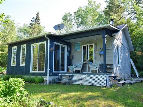 Chalet à vendre à Rapide-Danseur, Abitibi-Témiscamingue, 171, Chemin des Sizerins, 24749956 - Centris.ca
