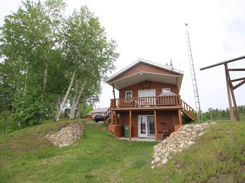 Chalet à vendre à Saint-Thomas-Didyme, Saguenay/Lac-Saint-Jean, 201, Chemin des Acadiens, 14958475 - Centris.ca