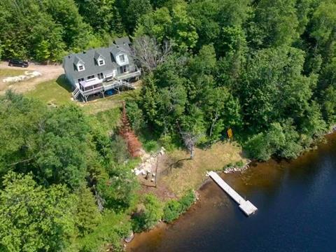 Cottage for sale in Duhamel, Outaouais, 5766, Chemin de la Grande-Baie, 23121433 - Centris.ca
