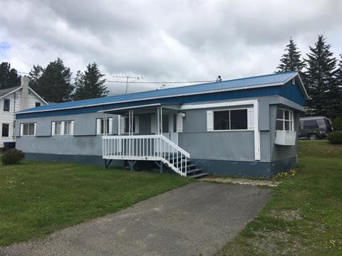 Mobile home for sale in Rivière-Bleue, Bas-Saint-Laurent, 38, Rue des Pins Ouest, 26414645 - Centris.ca