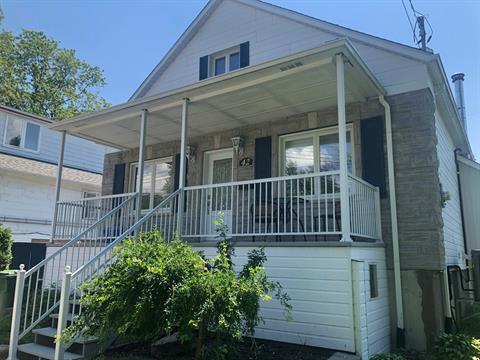 House for sale in Pierrefonds-Roxboro (Montréal), Montréal (Island), 42, 4e Avenue Nord, 28716661 - Centris.ca