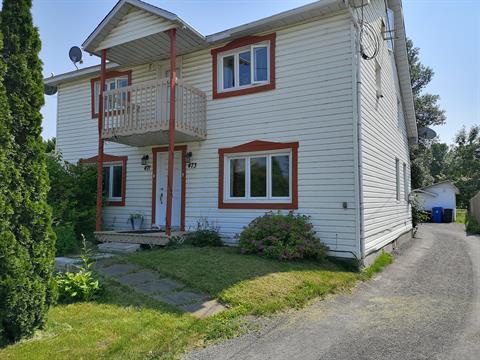 Duplex for sale in Berthierville, Lanaudière, 471 - 473, Rue  De Bienville, 26335596 - Centris.ca