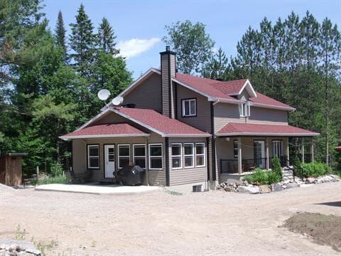 Fermette à vendre à Saint-Paulin, Mauricie, 3500, Chemin des Allumettes, 28628779 - Centris.ca