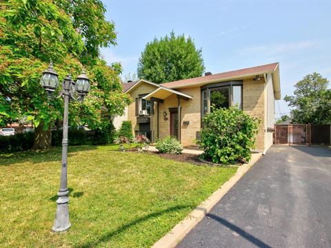 Maison à vendre à Châteauguay, Montérégie, 320, Rue  Beaubien, 10505976 - Centris.ca