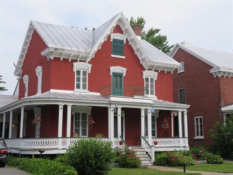 House for sale in Yamachiche, Mauricie, 591, Rue  Sainte-Anne, 12916832 - Centris.ca