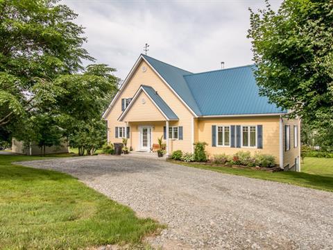 House for sale in Inverness, Centre-du-Québec, 159, Chemin de la Seigneurie, 17219930 - Centris.ca