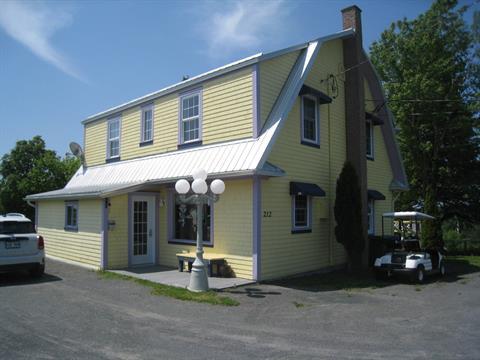 House for sale in Saint-Adelme, Bas-Saint-Laurent, 212, Rue  Principale, 22262403 - Centris