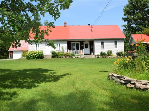 Hobby farm for sale in Saint-Chrysostome, Montérégie, 187, Rang  Saint-Jean-Baptiste, 18797516 - Centris