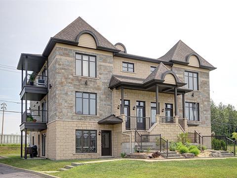 Condo à vendre à Charlesbourg (Québec), Capitale-Nationale, 4811, Rue des Samares, 10367917 - Centris
