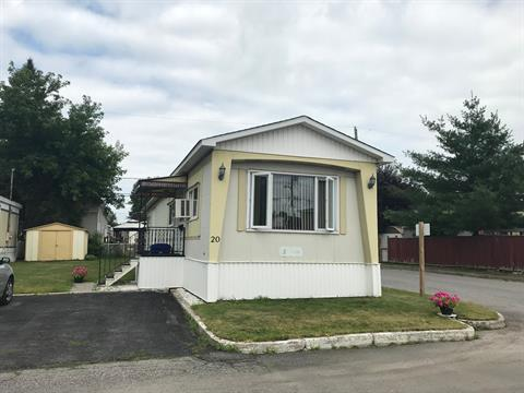 Mobile home for sale in Gatineau (Gatineau), Outaouais, 20, 11e Avenue Ouest, 26285599 - Centris