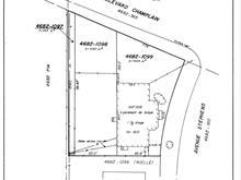 Terrain à vendre à Verdun/Île-des-Soeurs (Montréal), Montréal (Île), 1610, Rue  Stephens, 28998485 - Centris