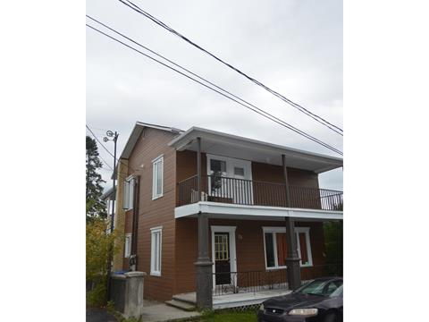 Triplex for sale in Alma, Saguenay/Lac-Saint-Jean, 75 - 79, Avenue  Saint-Henri, 17549268 - Centris.ca