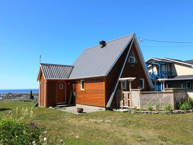 Cottage for sale in Sainte-Luce, Bas-Saint-Laurent, 410, Route  132 Est, 15778700 - Centris.ca