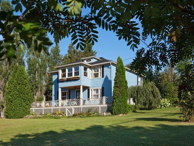 House for sale in Saint-Irénée, Capitale-Nationale, 250, Rue  Principale, 28706357 - Centris.ca