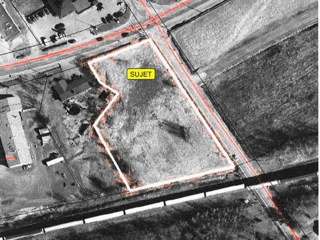 Terrain à vendre à Saint-Lazare, Montérégie, Route de la Cité-des-Jeunes, 9360278 - Centris.ca