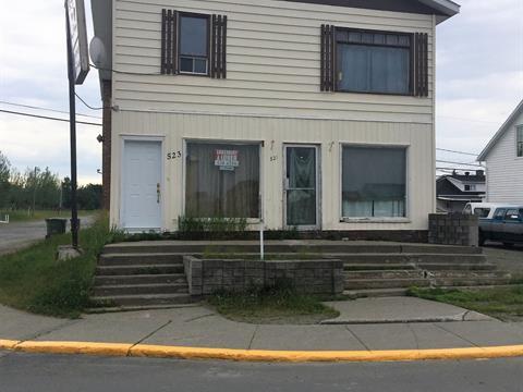 Duplex à vendre à Barraute, Abitibi-Témiscamingue, 521 - 525, 1re Rue Ouest, 9566049 - Centris.ca