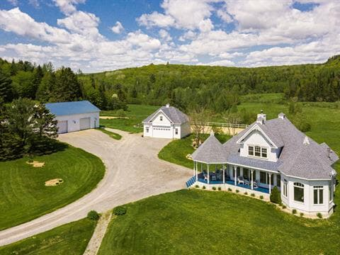 Hobby farm for sale in Sainte-Marcelline-de-Kildare, Lanaudière, 130Z, 11e Rang, 21233287 - Centris.ca