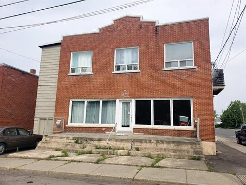 Triplex for sale in Drummondville, Centre-du-Québec, 83 - 85, Avenue  Plamondon, 25112597 - Centris.ca