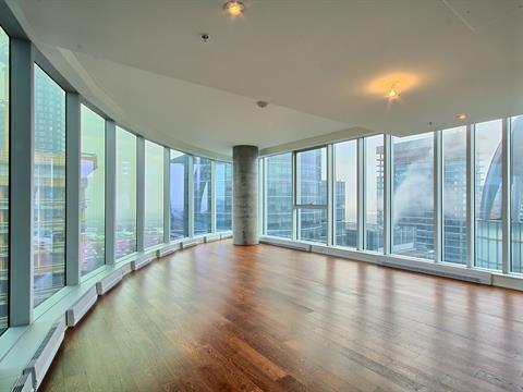 Condo / Apartment for rent in Ville-Marie (Montréal), Montréal (Island), 1155, Rue de la Montagne, apt. 2705, 15479881 - Centris
