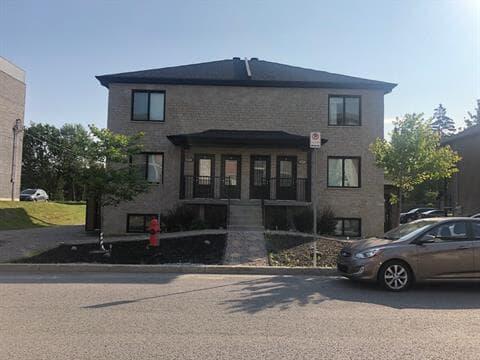 Triplex à vendre à La Haute-Saint-Charles (Québec), Capitale-Nationale, 4971, Rue de l'Escarpement, 11492385 - Centris.ca