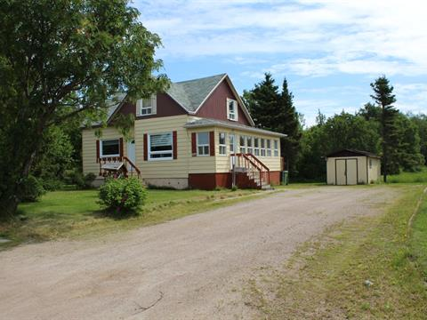 House for sale in Pointe-aux-Outardes, Côte-Nord, 292, Chemin  Principal, 12305574 - Centris.ca