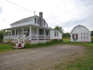 House for sale in Shigawake, Gaspésie/Îles-de-la-Madeleine, 174, 3e Rang, 14135946 - Centris.ca