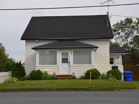 House for sale in Saint-Gabriel-de-Rimouski, Bas-Saint-Laurent, 233, Rue  Principale, 17603952 - Centris.ca
