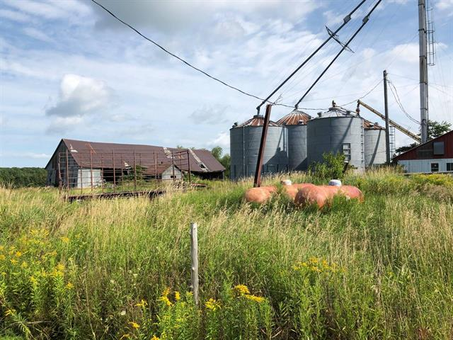 Farm for sale in Saint-Zéphirin-de-Courval, Centre-du-Québec, 81, Rang  Saint-François, 27497876 - Centris.ca