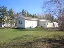 Mobile home for sale in Saint-Félicien, Saguenay/Lac-Saint-Jean, 1577, Chemin de la Pointe, 15297551 - Centris.ca