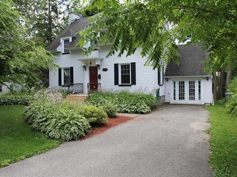 Maison à vendre à Sainte-Foy/Sillery/Cap-Rouge (Québec), Capitale-Nationale, 1457, Avenue  Oak, 24863414 - Centris.ca