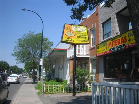 Commerce à vendre à Rosemont/La Petite-Patrie (Montréal), Montréal (Île), 2320, boulevard  Rosemont, 13106024 - Centris.ca